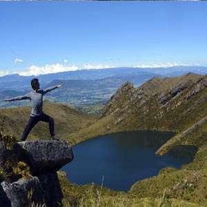 Turismo, Caminatas y Paseos de un día en Bogota y Cundinamarca.