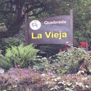 Quebrada la Vieja - Inscripción y horarios de ingreso 2021