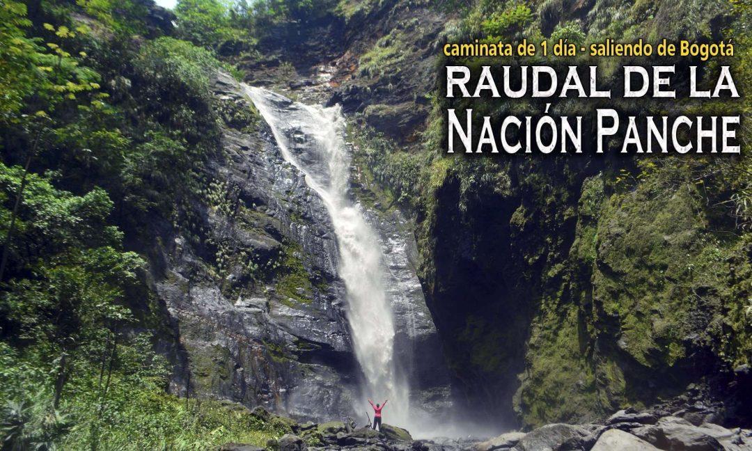cascada de barandillas nimaima tobia Cascadas cerca a Bogota