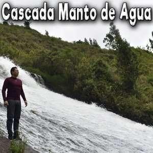 Manto de Agua - Cascada Velo de Novia cerca de Bogotá