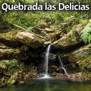 Quebrada las Delicia