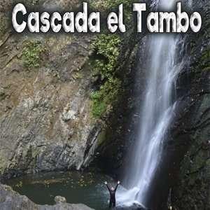 Cascada el Tambo - Cascadas cerca a Bogotá