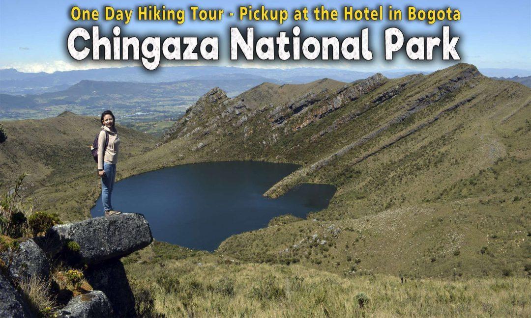 chingaza national park hiking