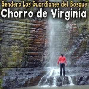 Chorro de Virginia – Cascadas en Pacho Cundinamarca