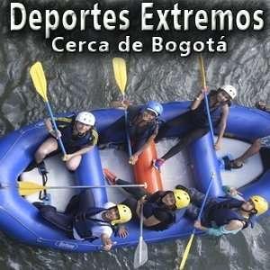 Deportes extremos en Cundinamarca