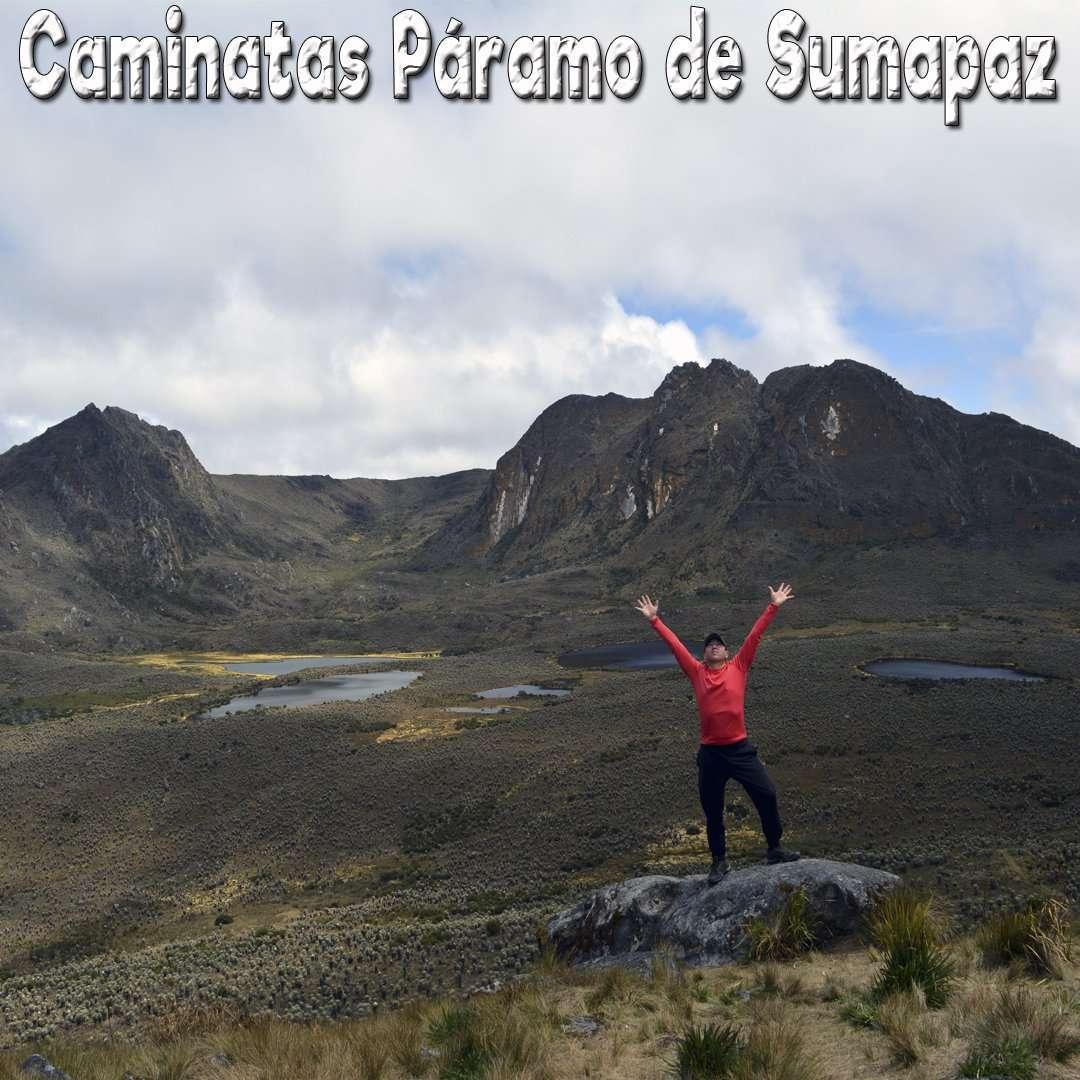 Caminata Paramo de Sumapaz - Avistamiendo de Aves en Sumapaz