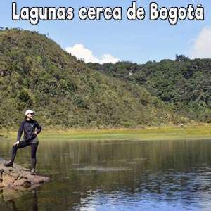 Lagunas cerca a Bogota - Lagos y Represas en Cundinamarca