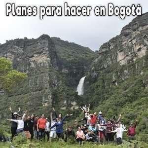 Planes para hacer en Bogota