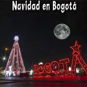 Planes para hacer en navidad en Bogotá 2021 - Eventos Navideños