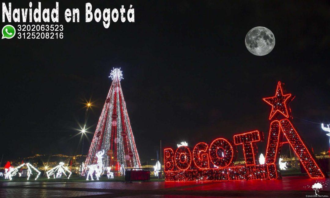 Planes navideños para hacer en Bogota